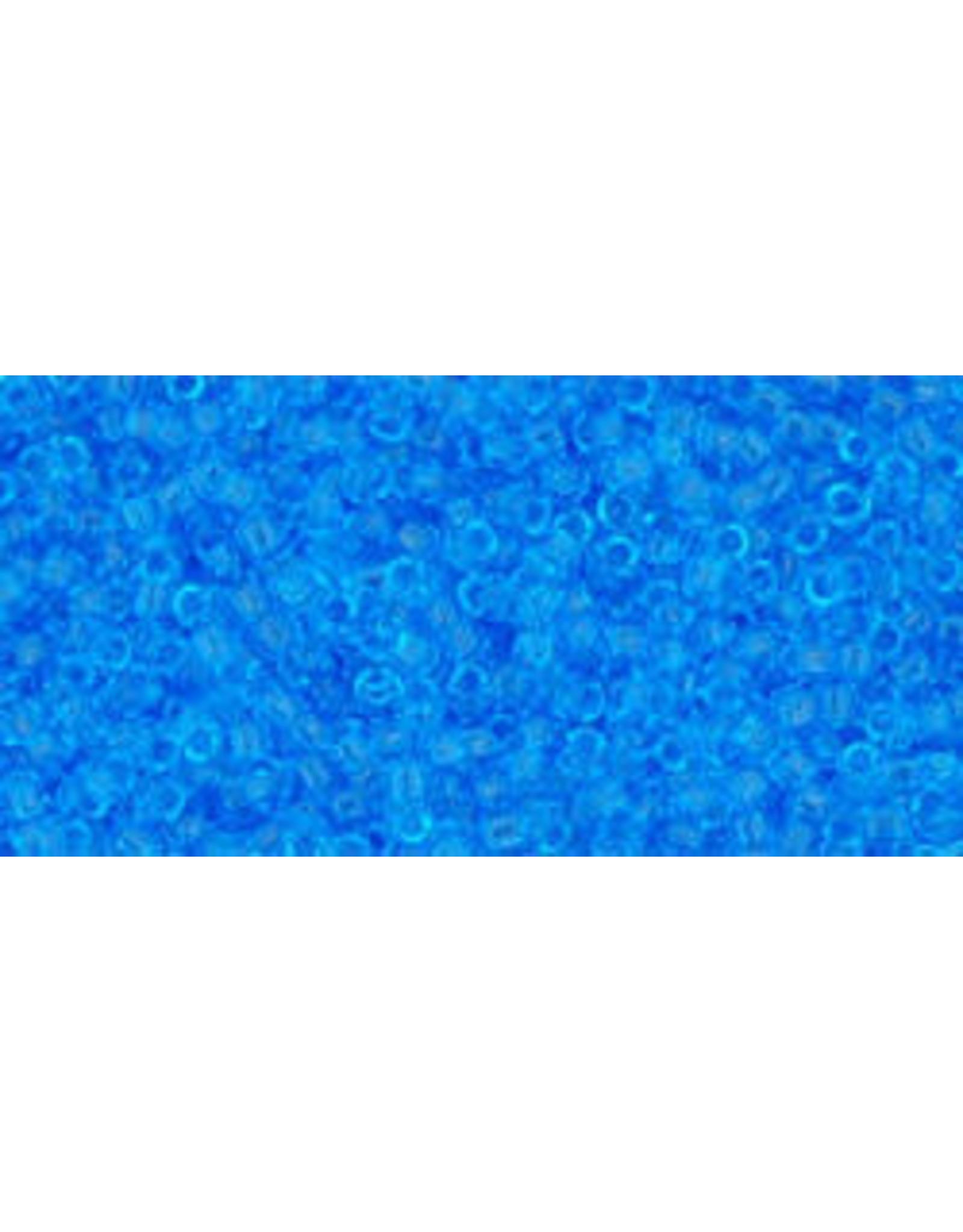 Toho 3b 15 Toho Round 6g  Transparent Dark Aqua Blue