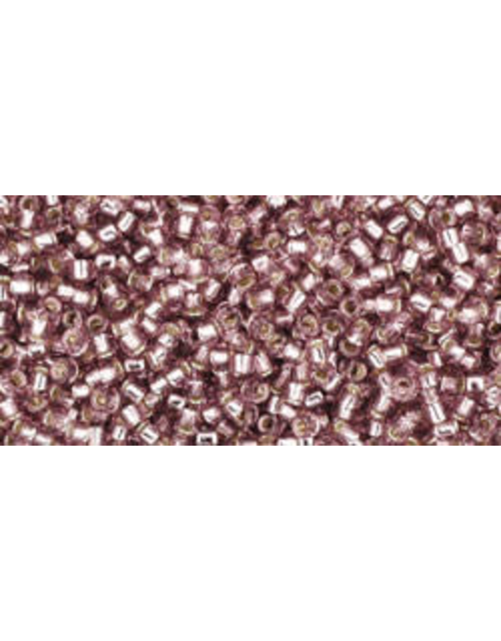 Toho 26 15  Round 6g Light Amethyst Purple  s/l