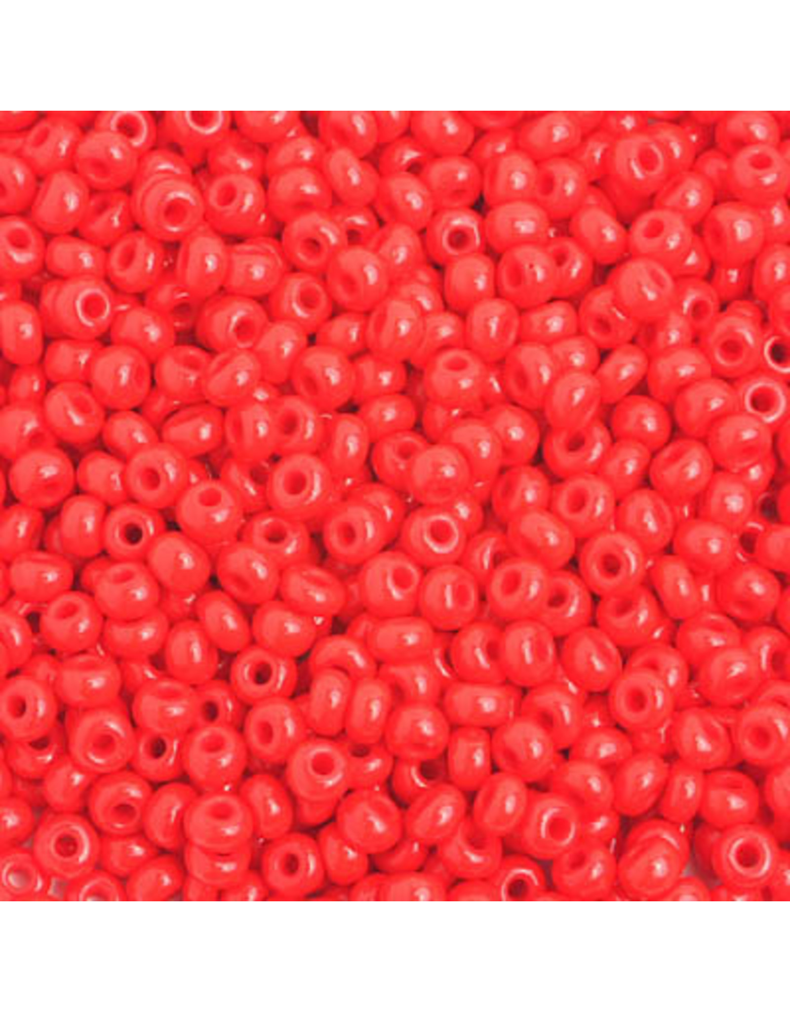Czech 401630 6 Czech Seed 20g Opaque Light Red