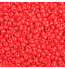 Czech 401630b 6   Seed 250g Opaque Light Red