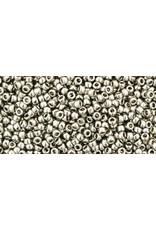 Toho 711 15 Toho Seed 6g  Nickel Metalllic