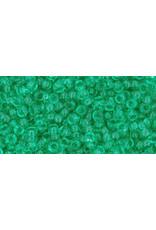 Toho 72 15  Seed 6g  Transparent Green
