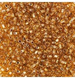 Czech 201702  8 Czech Seed 20g Light Gold s/l