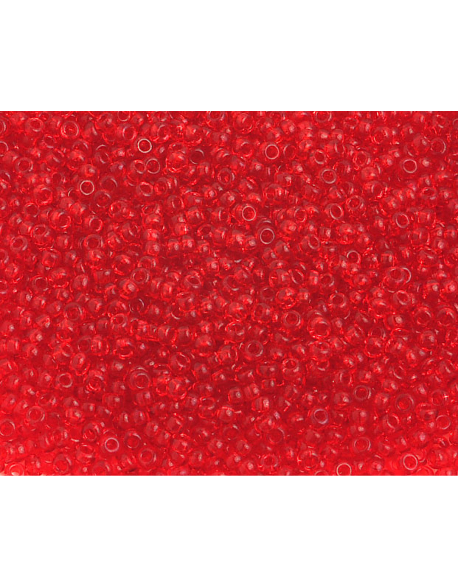 Czech 2340 10   Seed 20g  Transparent Red