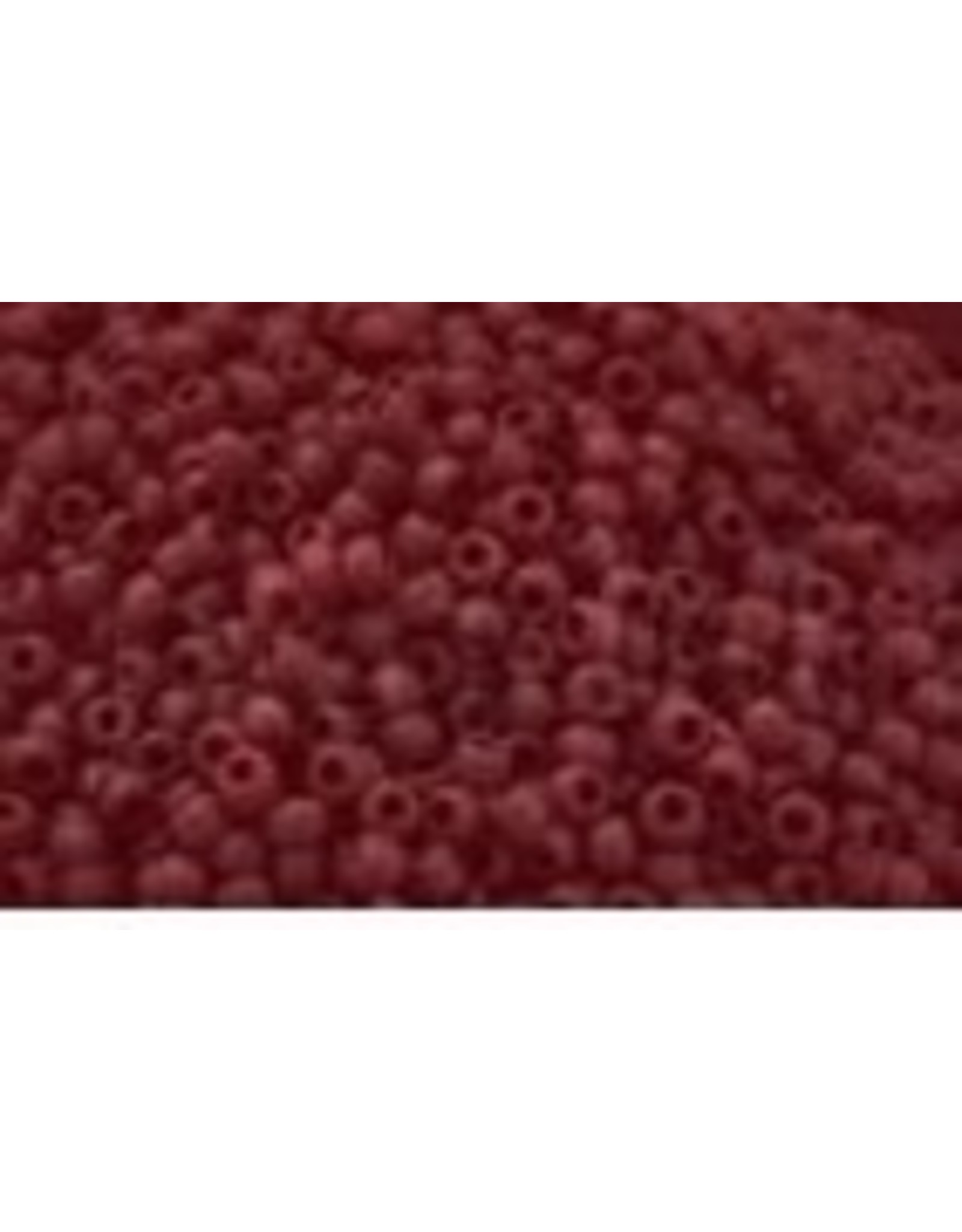 Czech 2326 10   Seed 20g  Transparent Dark Red Matte