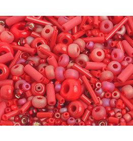 Czech 1001-01  10 Czech Seed 20g  Red Mix
