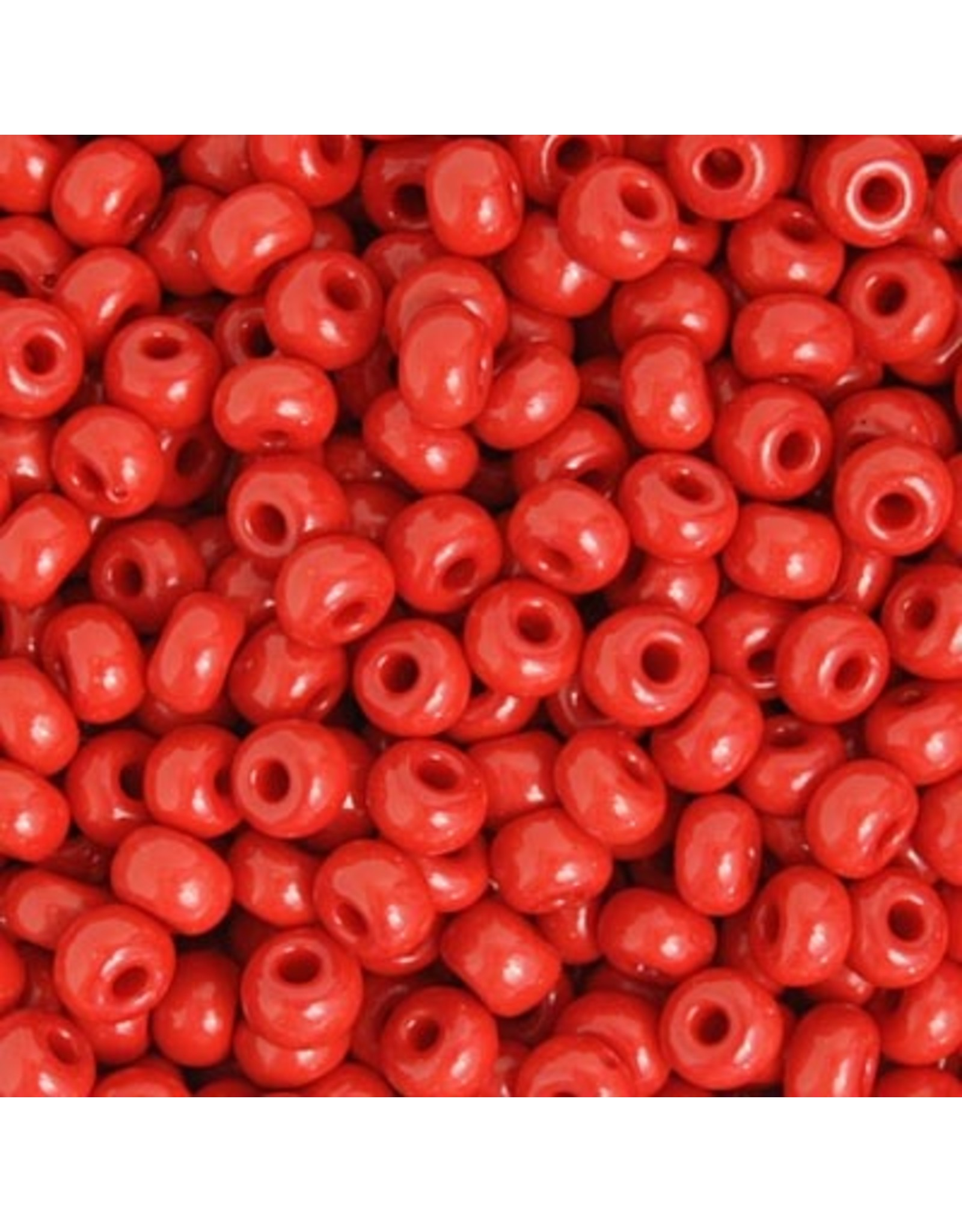 Czech 829222 2   Seed 20g Opaque Red