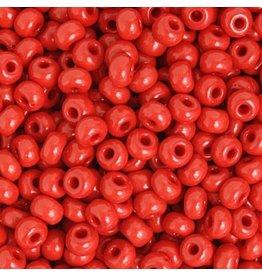 Czech 829222 2 Czech Seed 20g Opaque Red