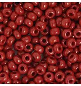 Czech 829221 2   Seed 20g Opaque Dark Red