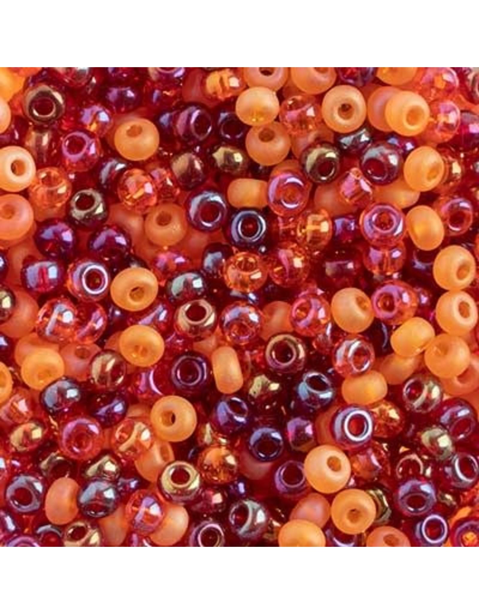 Czech 40082 6   Seed 20g  Orange Multi