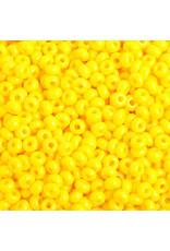 Czech 401634 6   Seed 20g   Opaque Golden Yellow