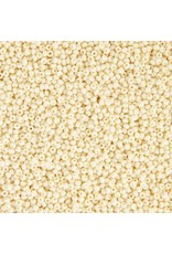 Czech 40040 10 Czech Seed 20g  Opaque Bone Brown s/g