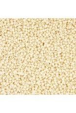 Czech 40040 10   Seed 20g  Opaque Bone Brown s/g