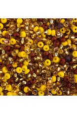 Czech 20103 8   Seed 20g  Gold Yellow Mix