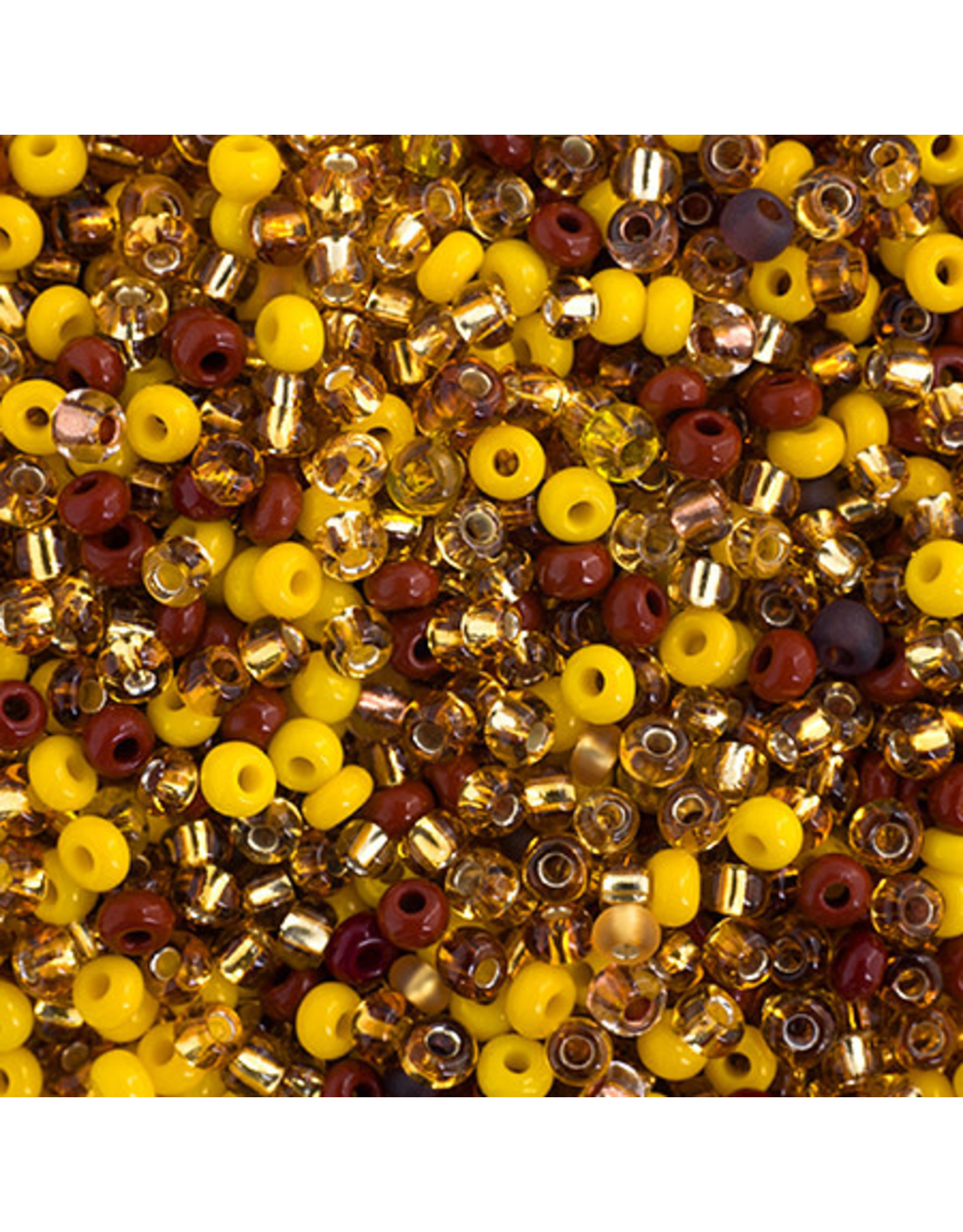 Czech 20103 8 Czech Seed 20g  Gold Yellow Mix