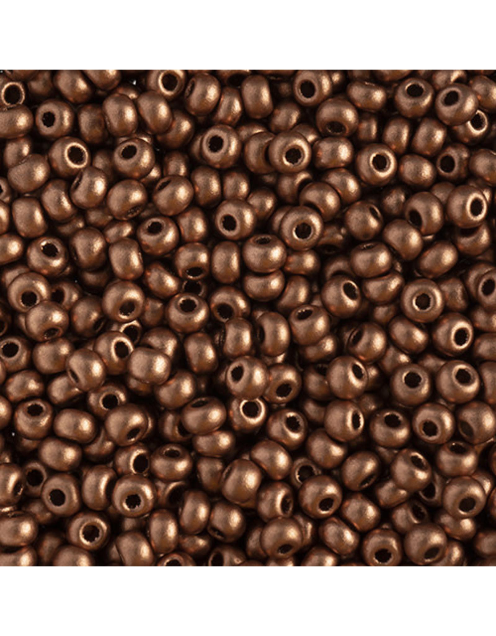 Czech 217582 8   Seed 20g  Copper Metallic