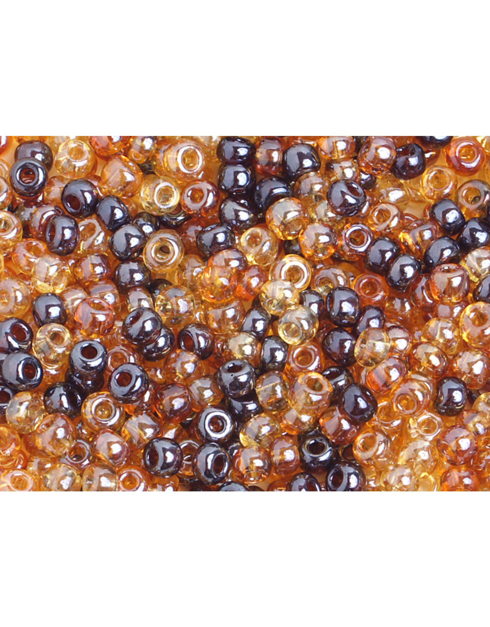 Czech 40138 6   Seed 20g  Brown Lustre Mix