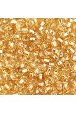 Czech 401683 6   Seed 20g  Light Gold s/l