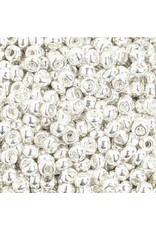 Czech 201606 8   Seed 20g  Silver Metallic