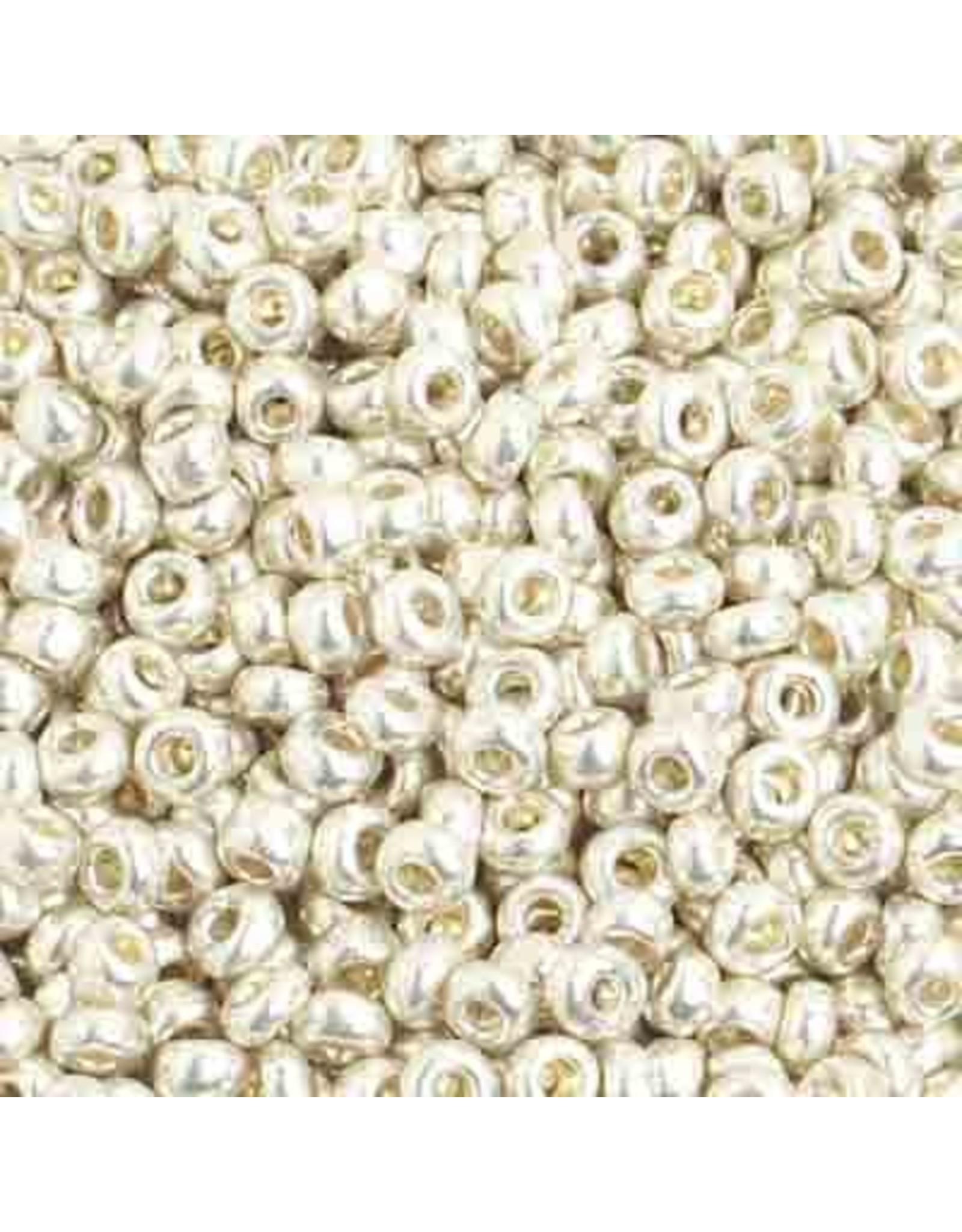Czech 242016 8   Seed 20g  Silver Metallic Terra