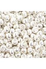 Czech 401718 6   Seed 20g Silver Metallic