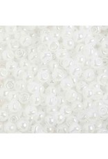 Czech 629265 4 Czech Seed 20g  Opaque White Pearl