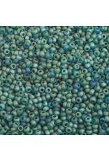 Czech 29351 10 Czech Seed 20g  Transparent Green AB Matte