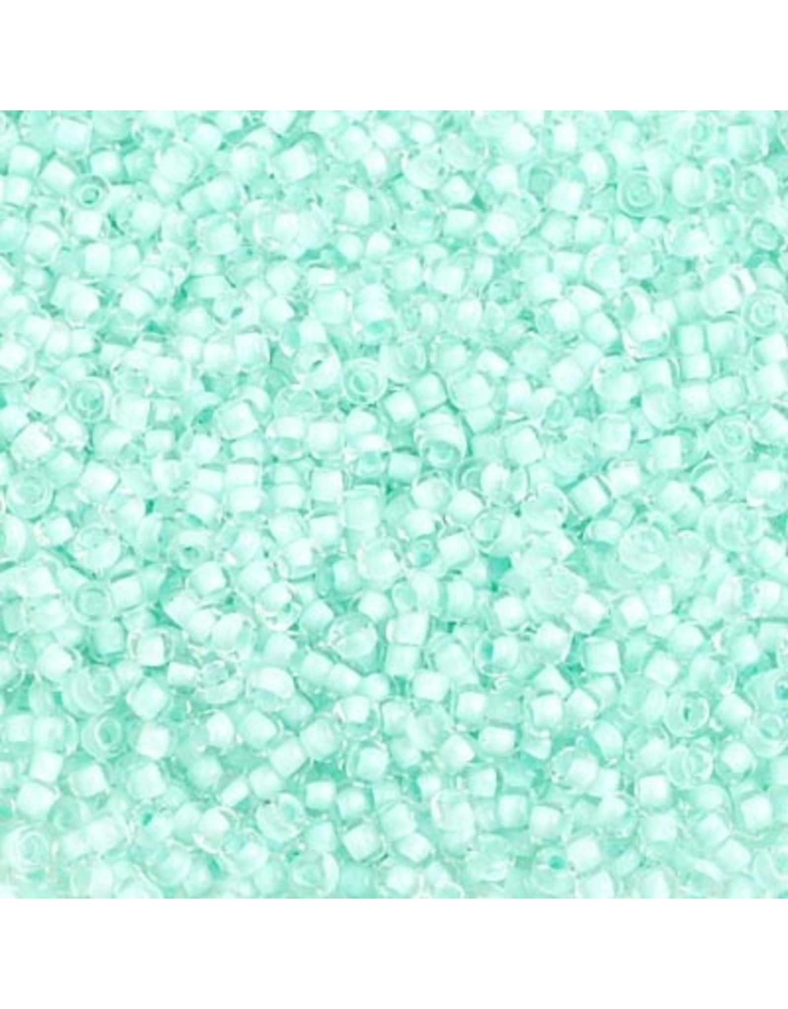 Czech 42034 10 Czech Seed 20g Light Mint Green c/l