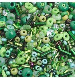 Czech 1001-04 10 Czech Seed 20g  Green Mix