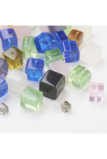 Glass Cube Mix 125g Random Mix (not necessarily as shown)