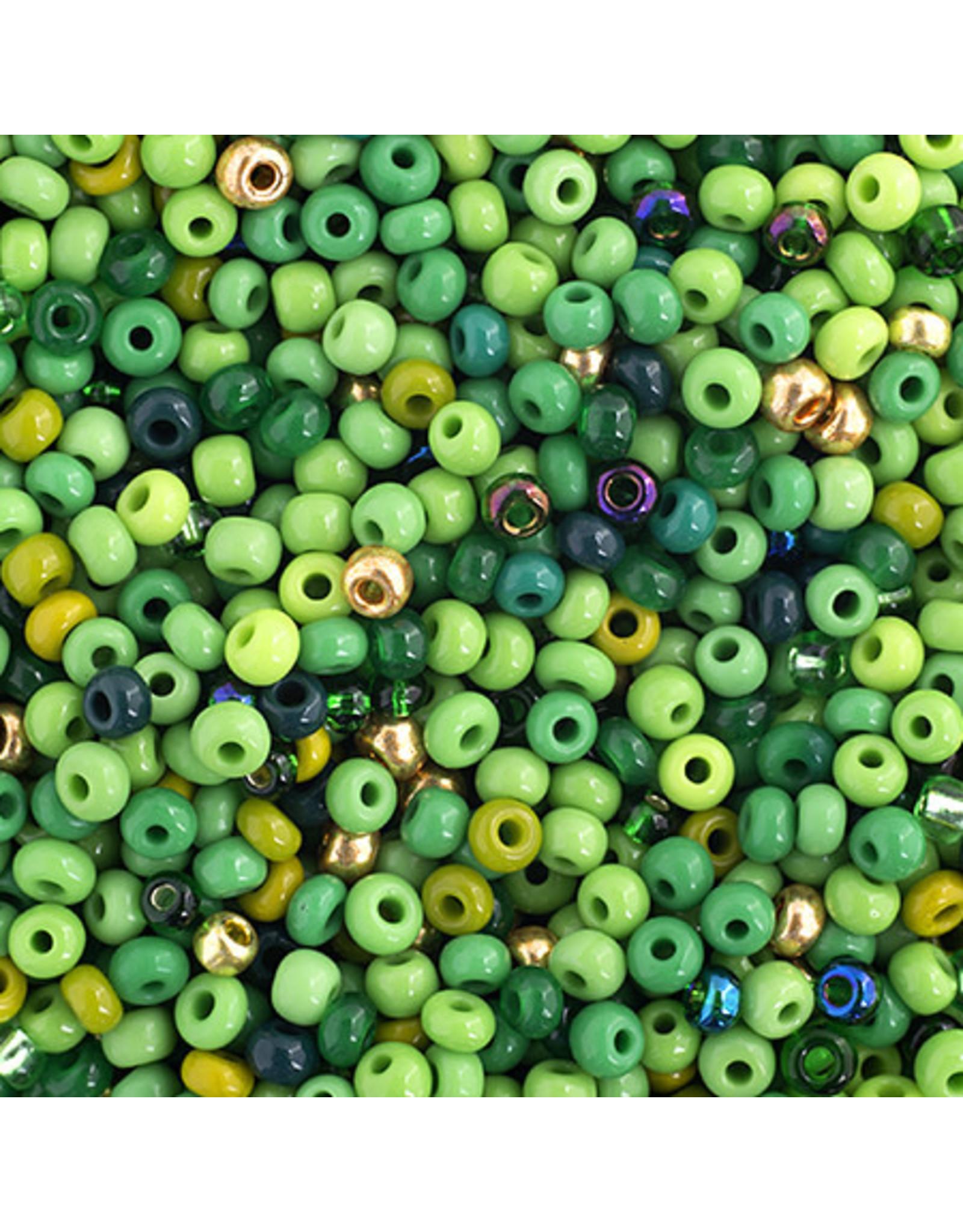 Czech 20100  8 Czech Seed 20g  Green Mix