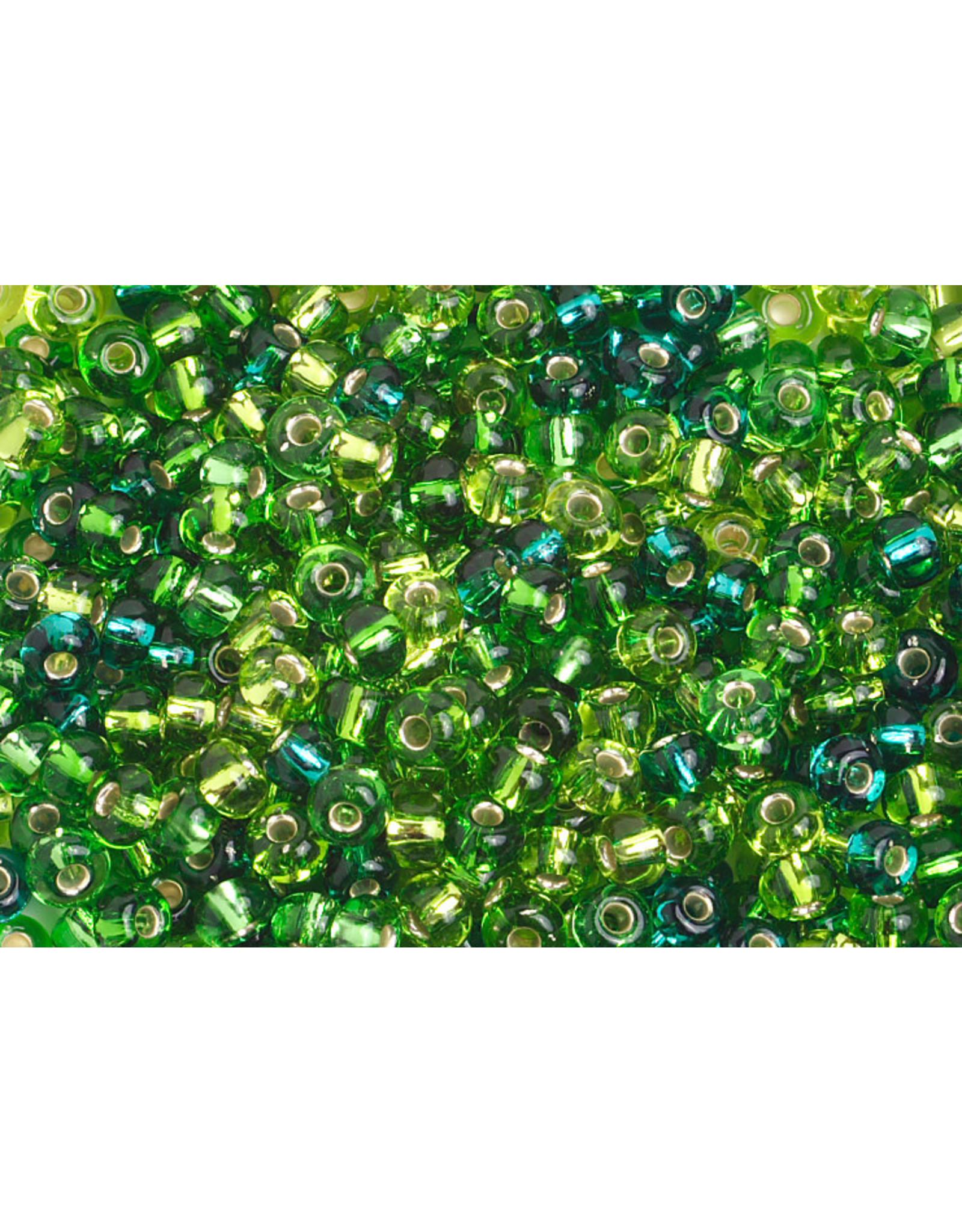 Czech 40131  6   Seed 20g  Green s/l Mix