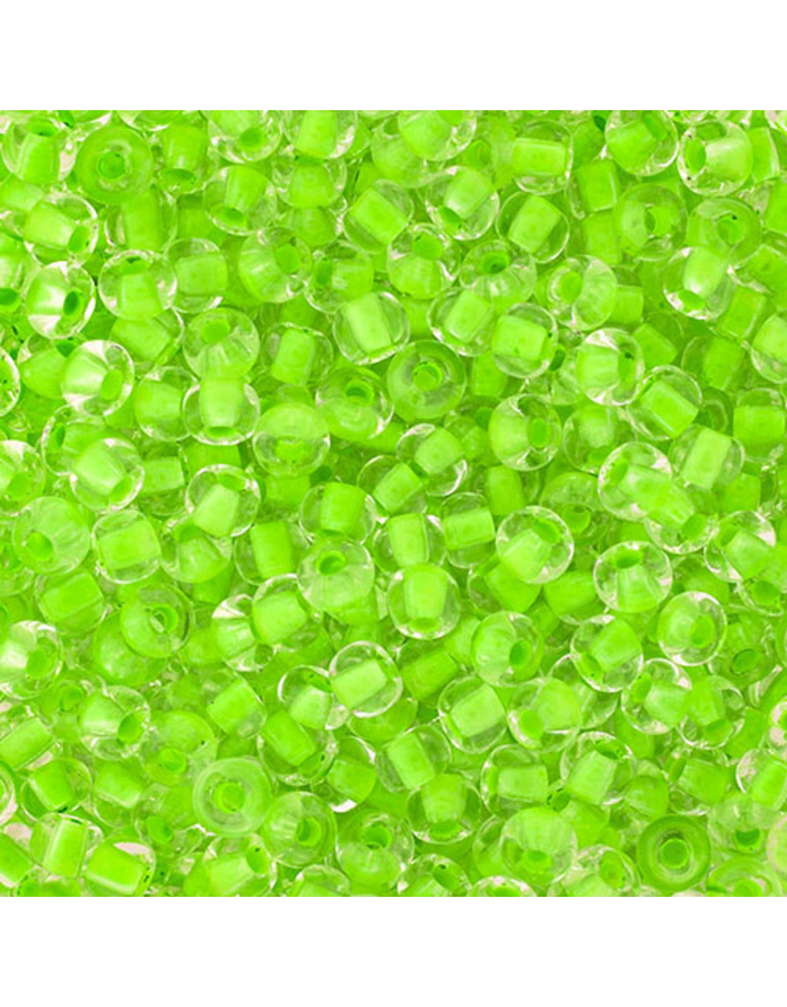 Czech 401518  6   Seed 20g  Neon Green c/l