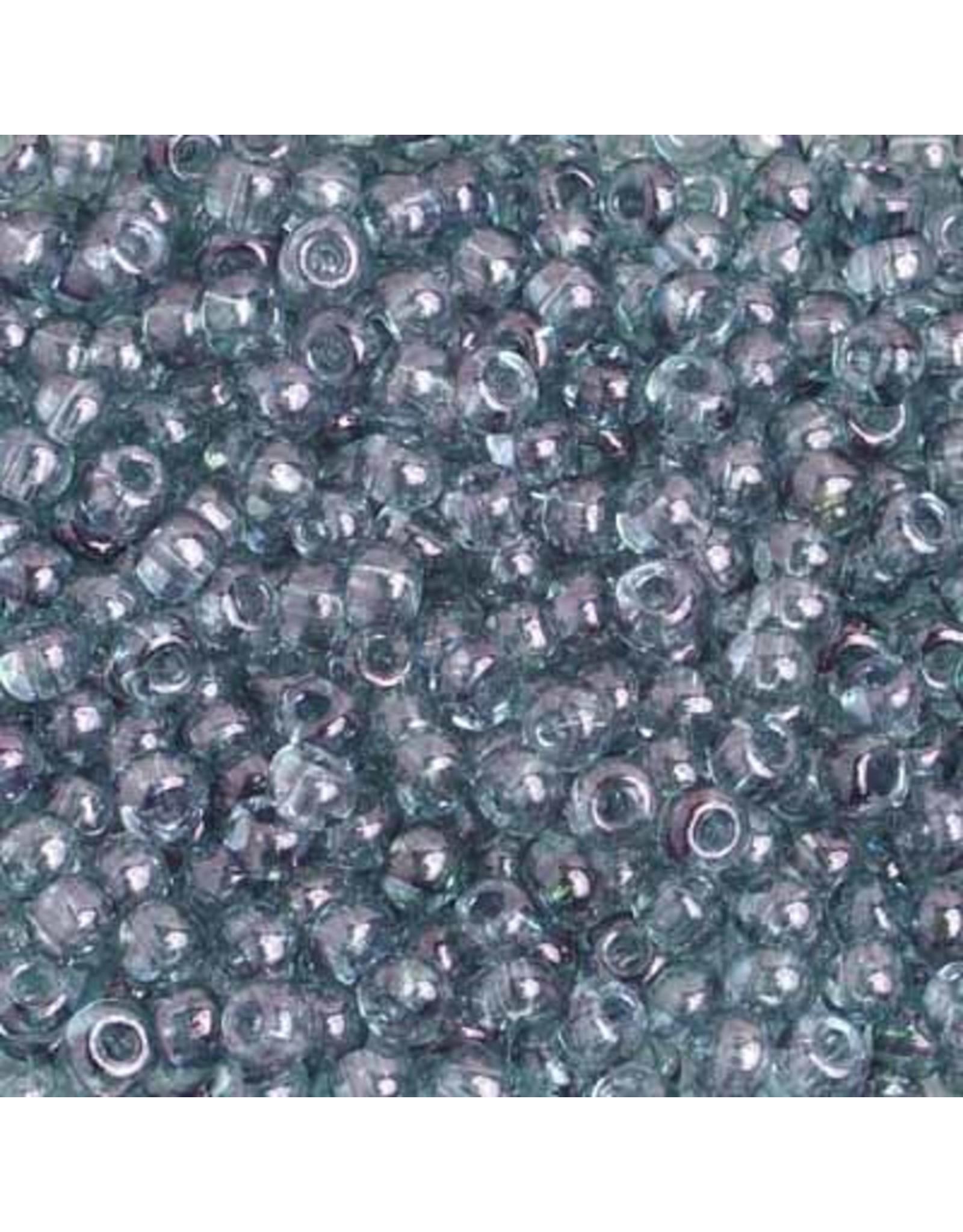 Czech 401916  6 Czech Seed 20g  Transparent Green Lustre