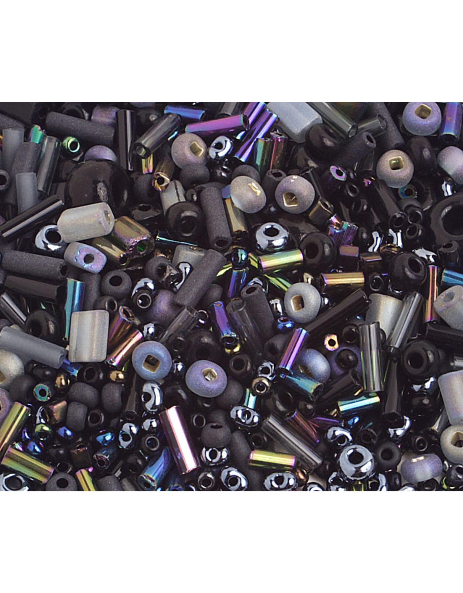 Czech 1001-07 10 Czech Seed 20g  Black Mix