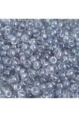 Czech 401915  6   Seed 20g  Transparent Grey Lustre