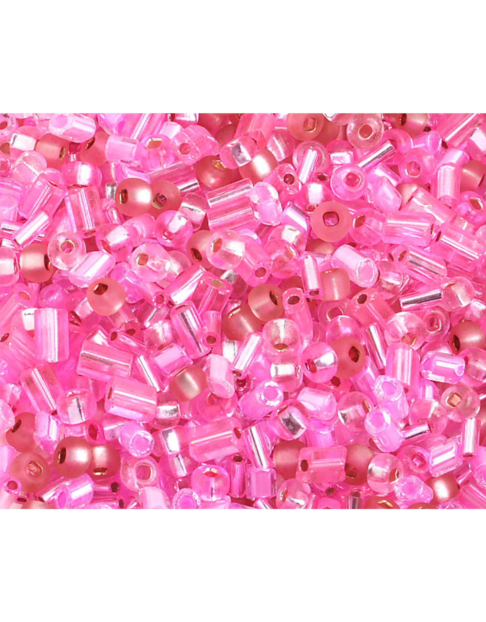 Czech 1001-11 10   Seed 20g  Pink  Mix