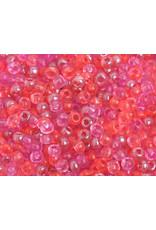 Czech 40144  6   Seed 20g  Transparent Pink Mix