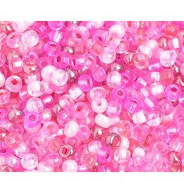 Czech 40099  6  Seed 20g   Pink  Mix