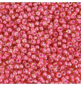 Czech 829405  2 Czech Seed 20g  Topaz Brown Pink c/l