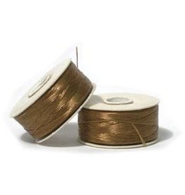 Nymo B'    Golden  Small Bobbin 66m