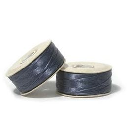 Nymo B'     Royal Blue  Small Bobbin 66m