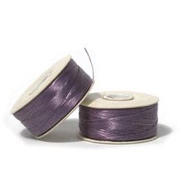 Nymo B'     Light Purple  Small Bobbin 66m