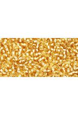 Toho 22B 15  Round 20g  Light Gold s/l