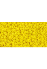 Toho 42bB 15  Round 20g  Opaque Yellow