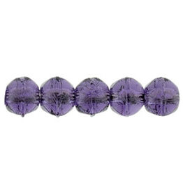 2051 3mm English Cut  Tanzanite Purple x50