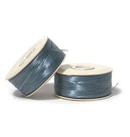 Nymo D'    Turquoise Blue Small Bobbin 59m