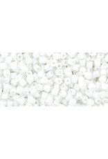 Toho 41B 11  Hex 40g Opaque White