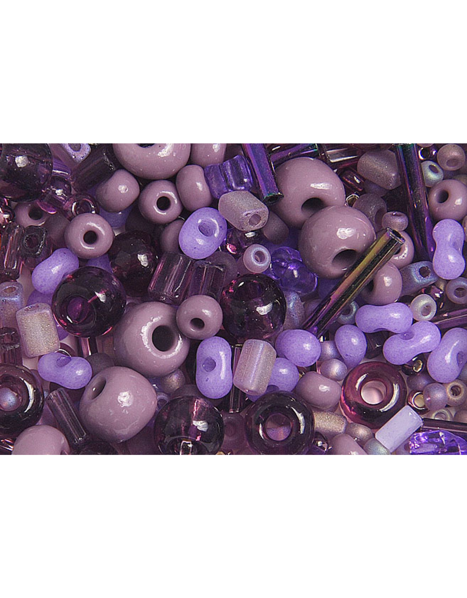 Czech 1001-06 10  Seed 20g  Purple  Mix