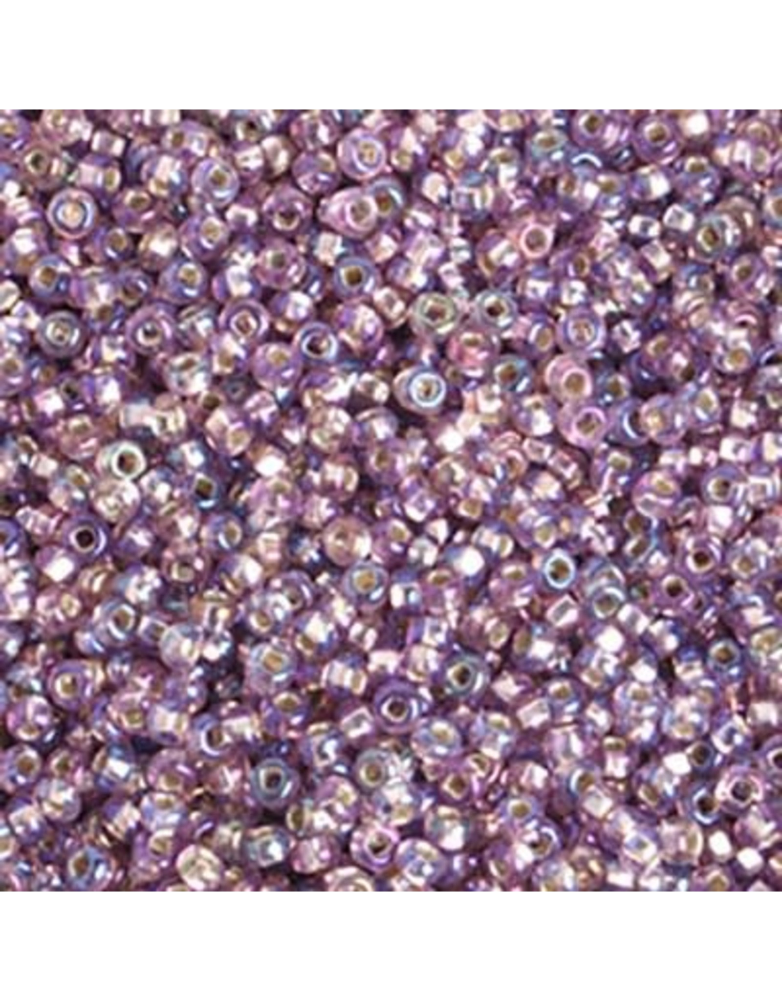 Czech 1320 10  Seed 20g  Light Amethyst Purple  AB s/l